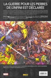 Verso de Infinity Wars -INT1- Prélude