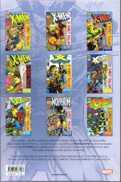 Verso de X-Men (L'intégrale) -39- 1994 (iii)