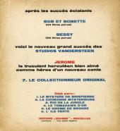 Verso de Jérôme -7- Un collectionneur original