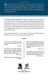 Verso de Usagi Yojimbo (1996) -INT01- The Usagi Yojimbo Saga Book 1