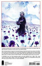 Verso de Ascender (Image comics - 2019) -TPB02- The Dead Sea
