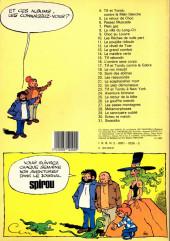 Verso de Tif et Tondu -6a1983- Passez muscade