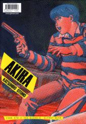 Verso de Akira (Glénat en N&B) -1b2019- Tetsuo