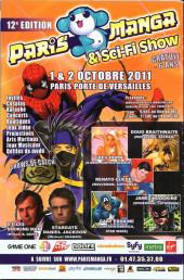 Verso de Spider-Man (Marvel France 2e série - 2000) -140A- L'instant crucial (1/2)