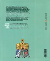 Verso de Histoire dessinée de la France -5- Qui est Charlemagne ? - De Pépin le Bref à Hugues Capet
