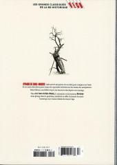 Verso de Les grands Classiques de la BD Historique Vécu - La Collection -17- Les Tours de Bois-Maury - Tome X : Olivier