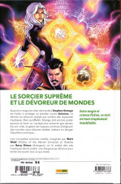 Verso de Doctor Strange (100% Marvel - 2019) -3- Héraut suprême