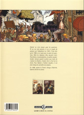 Verso de L'enfant maudit -1a2020- Les tondues