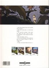 Verso de L'envolée sauvage -2a2020- Les autours des palombes