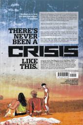 Verso de Heroes in Crisis (2018) -INT- Heroes in Crisis