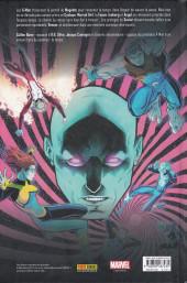 Verso de X-Men: Blue -2- Casse temporel