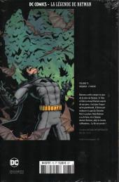Verso de DC Comics - La légende de Batman -7567- Requiem - 2ème partie