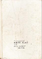 Verso de Capt'ain Swing! (1re série) -Rec 23- Album n°23 (du n°91 au n°92)