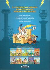 Verso de Les petits Mythos - Tome Compil