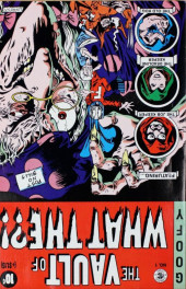 Verso de What the..?! (Marvel comics - 1988) -16- Issue # 16