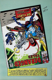 Verso de What the..?! (Marvel comics - 1988) -19- Issue # 19