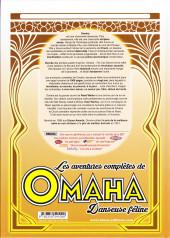 Verso de Omaha (Les mésaventures de) -INT04- Les Aventures Complètes - Tome 4