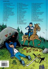 Verso de Les tuniques Bleues -7d2016- Les Bleus dans la Marine