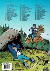 Verso de Les tuniques Bleues -11b2007- Des Bleus en Noir et Blanc