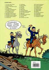 Verso de Les tuniques Bleues -39a1997- Puppet Blues