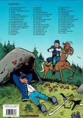 Verso de Les tuniques Bleues -12b2007- Les Bleus Tournent Cosaques