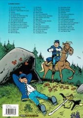 Verso de Les tuniques Bleues -27a2004- Bull Run