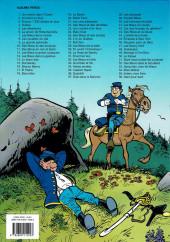Verso de Les tuniques Bleues -28b2013- Les Bleus de la balle