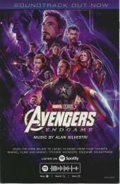 Verso de History of the Marvel Universe (Marvel comics - 20) -5- Issue # 5