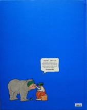 Verso de Little Nemo in Slumberland -INTa2- The Complete Little Nemo - 1910-1927