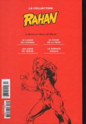 Verso de Rahan - La Collection (Hachette) -10- Tome 10