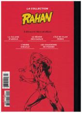 Verso de Rahan - La Collection (Hachette) -11- Tome 11