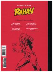 Verso de Rahan - La Collection (Hachette) -12- Tome 12