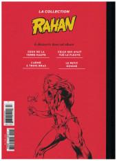 Verso de Rahan - La Collection (Hachette) -13- Tome 13
