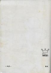 Verso de Battler Britton (Imperia) -Rec41- Collection Reliée N°41 (du n°311 au n°314)