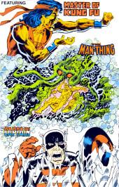 Verso de Marvel Comics Presents Vol.1 (Marvel Comics - 1988) -2- Issue # 2
