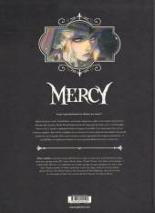 Verso de Mercy (Andolfo) -1- La Dame, le Gel et le Diable