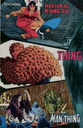 Verso de Marvel Comics Presents Vol.1 (Marvel Comics - 1988) -3- Issue # 3