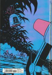 Verso de Paper Girls (Image comics - 2015) -INTHC02- Book two