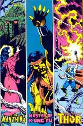 Verso de Marvel Comics Presents Vol.1 (Marvel Comics - 1988) -4- Issue # 4