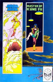 Verso de Marvel Comics Presents Vol.1 (Marvel Comics - 1988) -8- Issue # 8