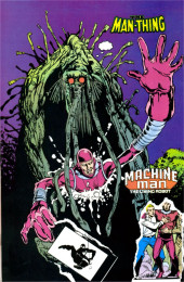 Verso de Marvel Comics Presents Vol.1 (Marvel Comics - 1988) -10- Issue # 10