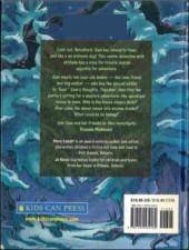Verso de A Sam & Friends mystery -1- Dracula madness