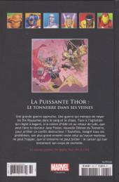 Verso de Marvel Comics - La collection (Hachette) -160123- La Puissante Thor : le tonnerre dans ses veines