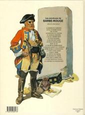 Verso de Barbe-Rouge -18b1983'- Raid sur la Corne d'or