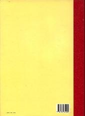 Verso de Jonathan Cartland - Tome INT