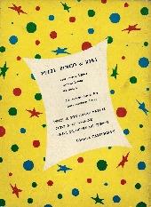 Verso de Petzi (Première série) -1- Petzi et son Grand Bâteau