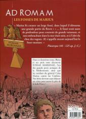 Verso de Ad Romam -2- Les fosses de marius