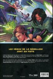 Verso de Star Wars (Panini Comics - 100% Star Wars) -10- La Fuite