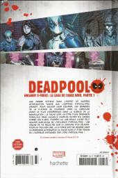 Verso de Deadpool - La collection qui tue (Hachette) -3353- Uncanny X-Force : La saga de l'ange noir, partie 1