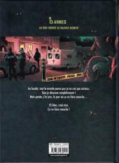 Verso de RIP -3- Ahmed - Au bon endroit au mauvais moment